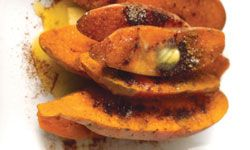 Sweet potatoes are packed with vitamins. See more vegetables pictures.