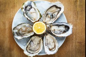 You may love oysters on the half shell, but you probably don't love bacterial infections.
