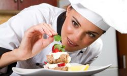 The classic foodie role of chef is still one of the most popular.