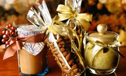 It's nearly impossible to give away these food treats. See more pictures of holiday noshes.