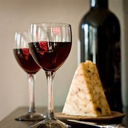 Red wine can benefit your heart.