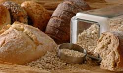 Whole grains can help prevent digestive problems.