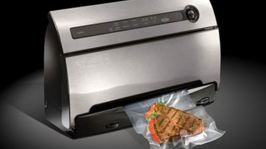 How the FoodSaver System Works