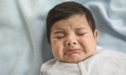 Please don't use any sort of home remedies if you suspect your baby's fontanelle, or soft spot, has truly fallen in.