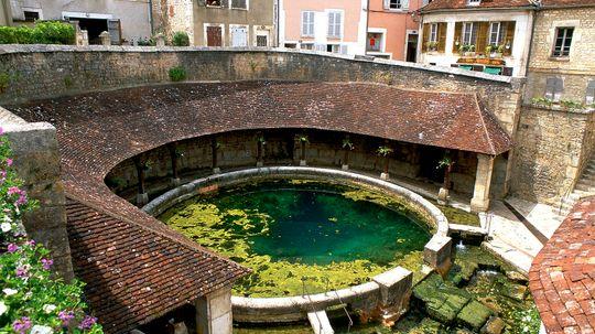 France's Mysterious Fosse Dionne Spring Stubbornly Keeps Its Secrets