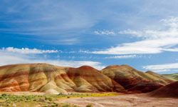 The John Day Fossil Beds hold one of the best records of evolutionary change on Earth.