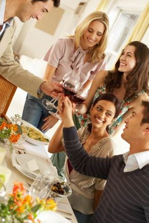 Staying tight with friends and family may help us to curb our vices.