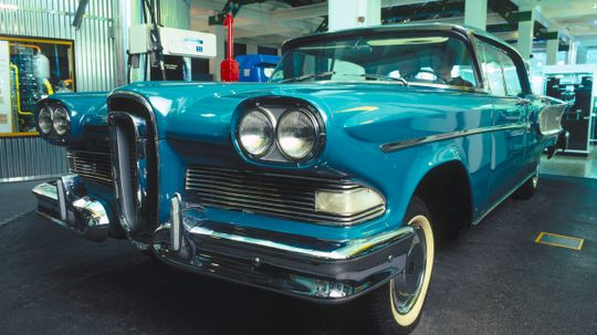 Why the Ford Edsel Failed