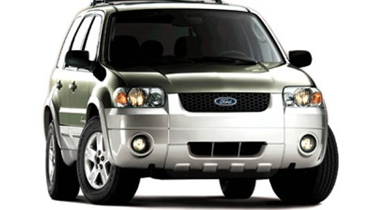 How the Ford Escape Hybrid Works