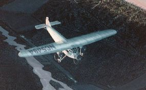 Following the inaugural flight in 1926, public interest in the Ford Tri-Motor and demand for the plane's services mushroomed. By 1929 Henry Ford's airplane factory had geared up production so that four were completed each week.