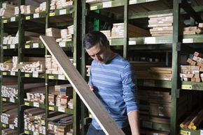 One key to the FSC's success is customer preference for buying wood with the FSC logo.
