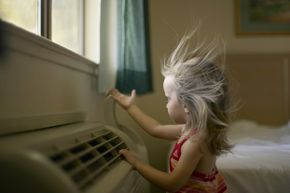 Air conditioning was a massive win over that hot, humid Mother Nature.
