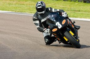 Image Gallery: Motorcycles During a motorcycle crash, frame sliders can help minimize damage to your bike. See more pictures of motorcycles.