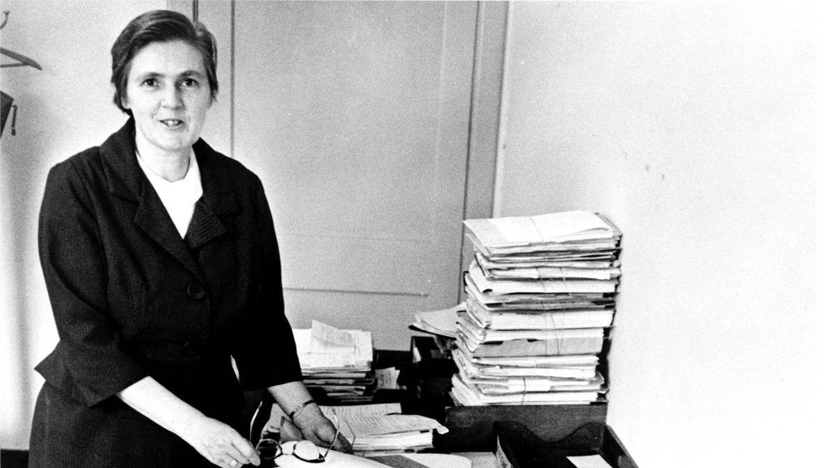 Frances Kelsey detuvo la talidomida en su camino y cambió la FDA para siempre