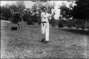 Ouimet devoted a lifetime to golf and was one of its leading dignitaries. See more pictures of the best golfers.