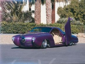 Because of its unique design, complex engineering, and robust performance, the Frankenstude was a hit within the car community. See more custom car pictures.