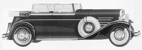The Franklin Six Pirate was the epitome of late-1930s luxury.