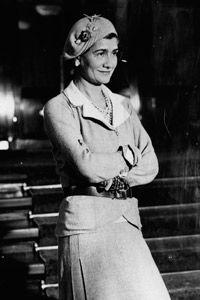 "Gabrielle ""Coco"" Chanel definitely left her mark on French fashion."