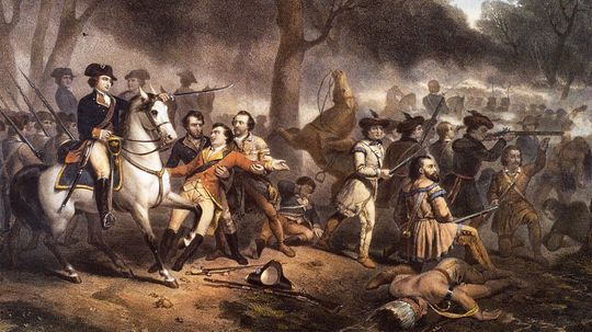 The French and Indian War Was the First 'Real' World War