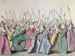 When Parisian women marched to Versailles, they wanted two things: bread and Marie Antoinette's head. They triumphantly returned with flour and the entire royal family.