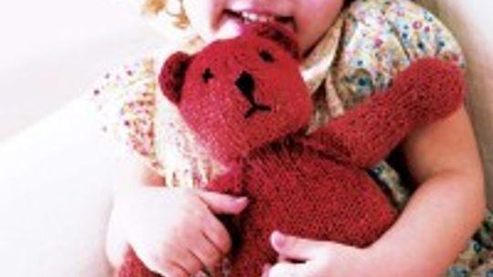 Free Baby Toys Knitting Patterns