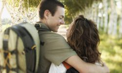 Hiking is a great way to get to know your date.