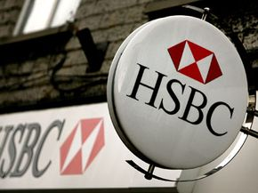 Well-diversified British bank HSBC posted a profit increase during the 2008 economic crisis. Should it survive the recession, HSBC will have proven itself an asset to the market. See more recession pictures.