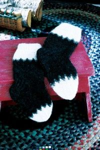 Keep your feet warm and comfortable with these Bulky Boot Socks.