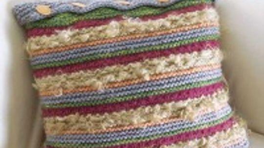 Free Pillow Knitting Patterns