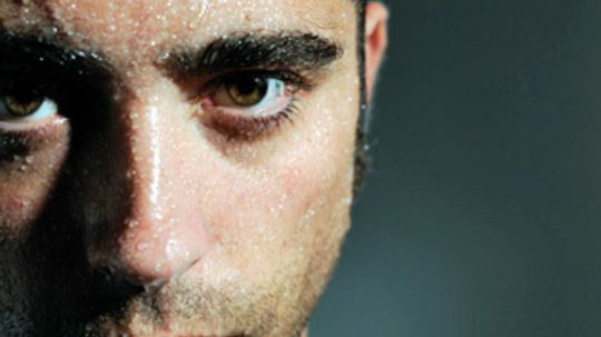 How to Look Fresh After Working Up a Sweat