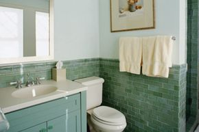 Even if your bathroom is spotless, there may be odors lurking beneath the surface.