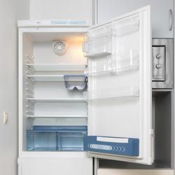 How'd you like your fridge looking like this?