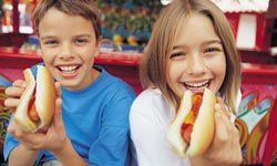 If you put two hot dogs in boiling water in your child's thermos, they will be cooked by lunchtime.