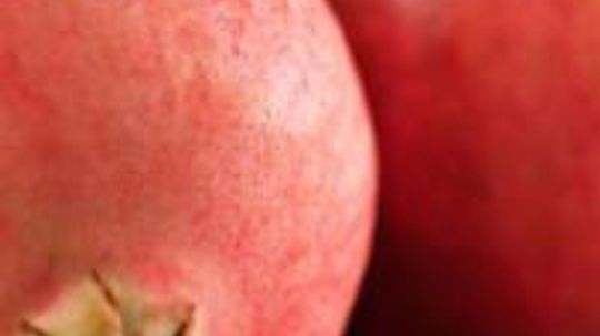 Pomegranates: Natural Food