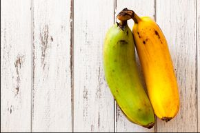 One medium plantain contains 57 grams of starch!