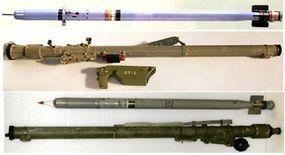 A 9K38 Igla missile