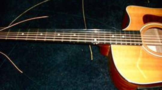 Make Your Own Guitar Fretboard Cleaner And Polisher