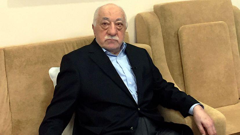 Turkish cleric Fethullah Gulen