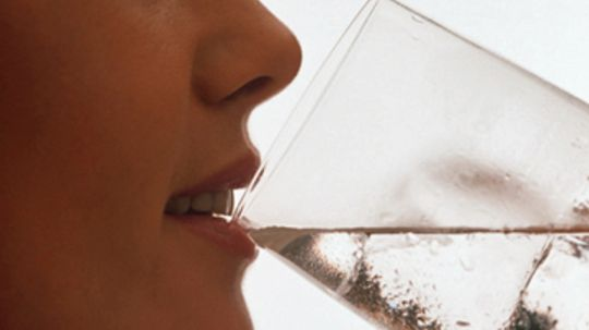 Keep Your Gums Hydrated: Drink Lots of Water