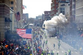 News of the Boston Marathon bombings gripped citizens of the U.S. and the world on April 15, 2013, and in the ensuing days. The incident led some to wonder whether the U.S. pays more attention to terrorism than to gun violence.