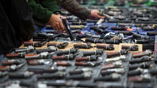 10 Big Questions in the U.S. Gun Control Debate
