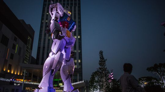 Could We Build Our Own Gundams?