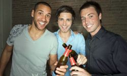 Get the guys together for an epic night -- no girls allowed.
