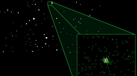 Could a gamma-ray burst wipe out all life on Earth?