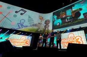 """The creators of """"Little Big Planet"""" ran into some trouble when their game's soundtrack was found to include snippets from the Koran."""