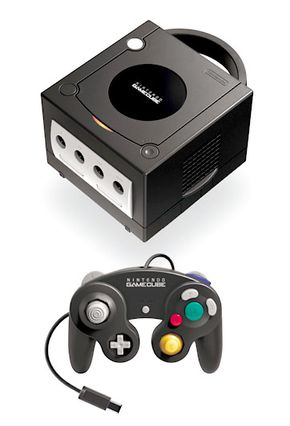 The GameCube comes in a variety of colors like its predecessor Nintendo 64.