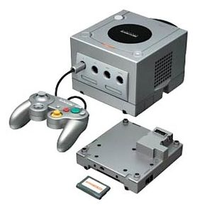 The Game Boy Player, due out in May of 2003