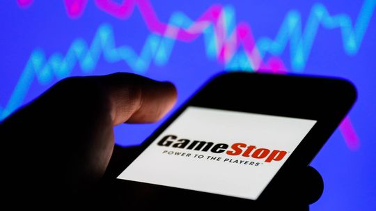 Why GameStop Shares Stopped Trading