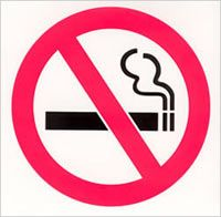 Smoking is a no-no for those about to undergo gastric bypass surgery.