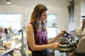 Getting a job -- even a part-time gig at a coffee shop -- can help offset the costs of a gap year.